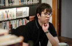 年少時代,喝下一瓶文學能量飲──專訪陳玠安