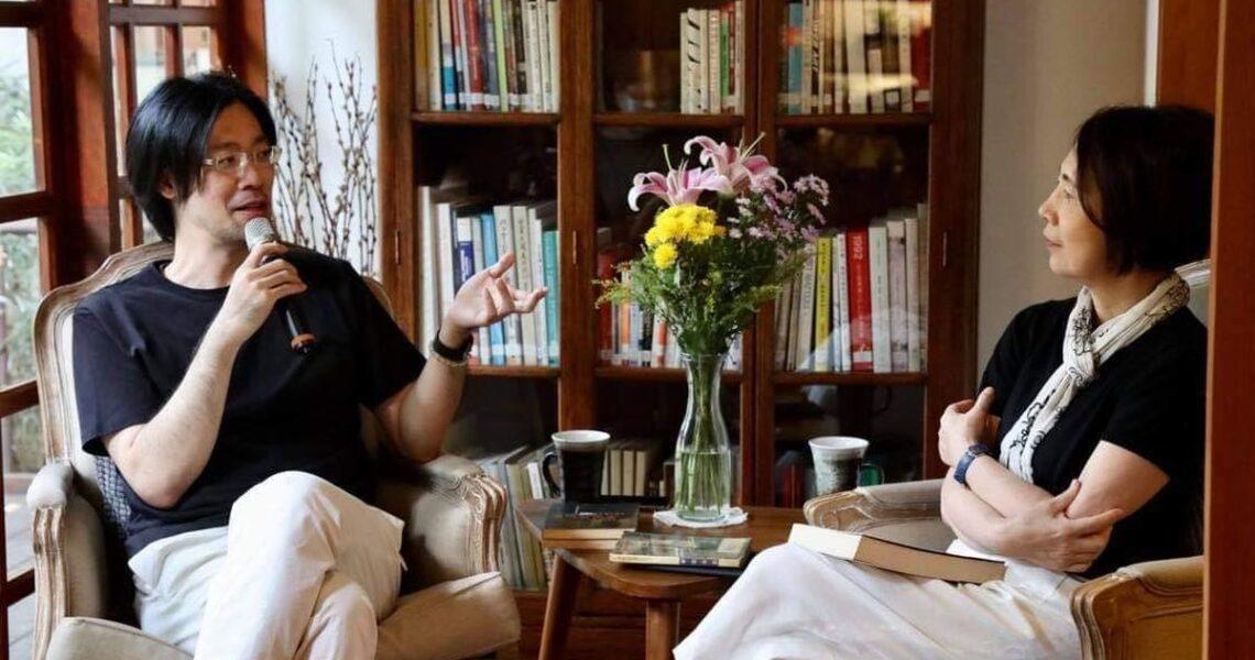 跨越時代的魔力與魅力,人生最重要的朋友──專訪陳蕙慧與冬陽談推理小說(上)
